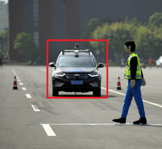 wrong-way detection System